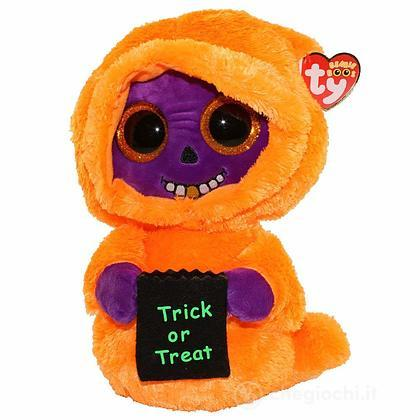 Peluche Skeleton - Morte arancione Halloween (37159)