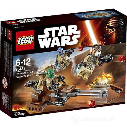 Battle Pack Ribelli - Lego Star Wars (75133)