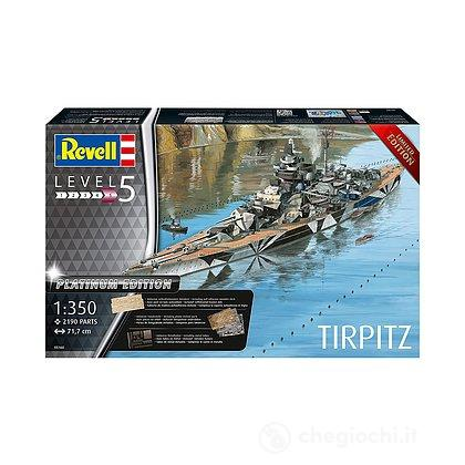 Nave Battleship Tirpitz Platinum Edition 1/350 (RV05160)