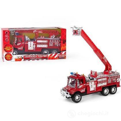 Camion pompieri luci e suoni 36160