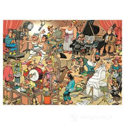 Artisti Puzzle 150 Pezzi (617160)