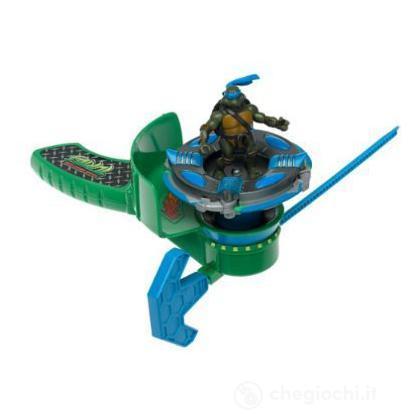 Ninja Turbo Figther Leonardo