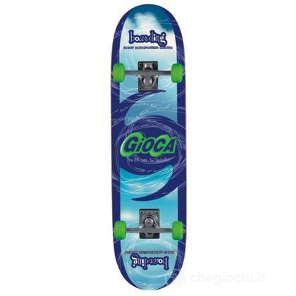 Skateboard Boarding