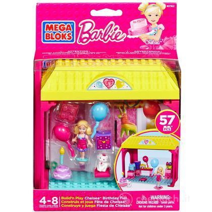 Barbie Compleanno di Chelsea (80162V)