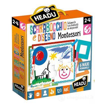 Scarabocchio e Disegno Montessori (IT21628)