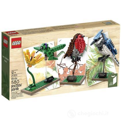 Gli uccelli - Lego Ideas (21301)