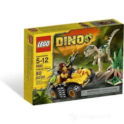LEGO Dino - L'agguato del celofisio (5882)