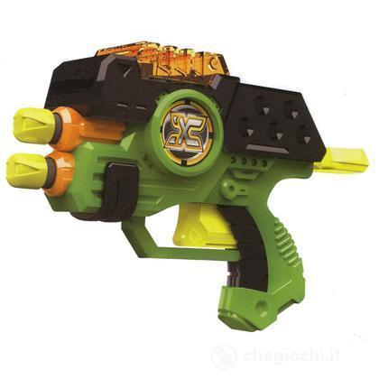 Pistola Double dual fire con target (231636)