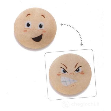 Faccina felice/arrabbiata (51163)