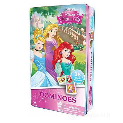 Domino Disney Princess - confezione latta (6033089)