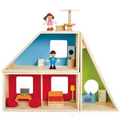 Casa delle bambole fai da te (E3404)