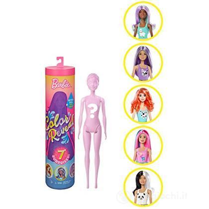 Barbie- Color Reveal Assortimento a Sorpresa (GMT48)