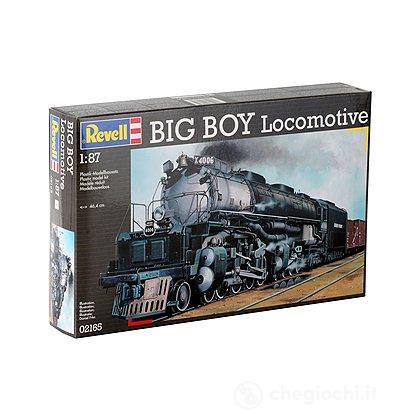 Big Locomotive02165Revell In Boy Kit Plastica Modello Di UzpSVqM