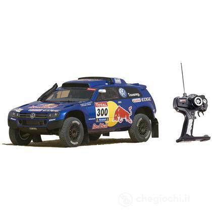 Volksvagen Race Touareg Radiocomandato scala 1:14 (63165)