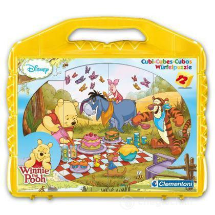 Winnie the Pooh - Cubi 12 pz