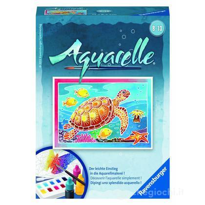 Aquarelle mini - tartaruga (29166)