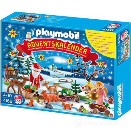 Calendario Avvento Playmobil.Calendario Dell Avvento