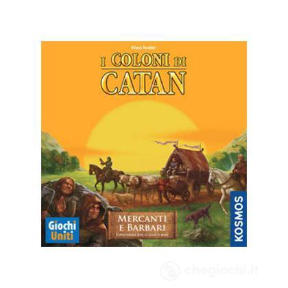 I Coloni di Catan: Mercanti e Barbari