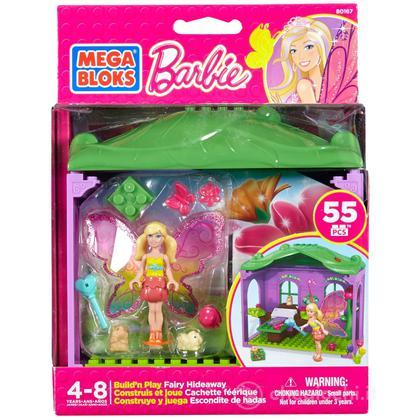 Barbie Rifugio Fatato (80167V)