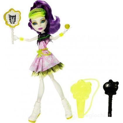 Spectra Vondergeist - Bambole sport da brivido Monster High (BJR13)