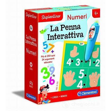 Penna Interattiva Numeri (16167)