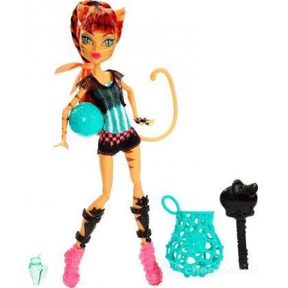 Toralei - Bambole sport da brivido Monster High (BJR14)