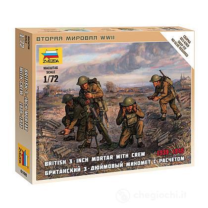 Squadra mortaio britannica 1939-42 (6168ZS)