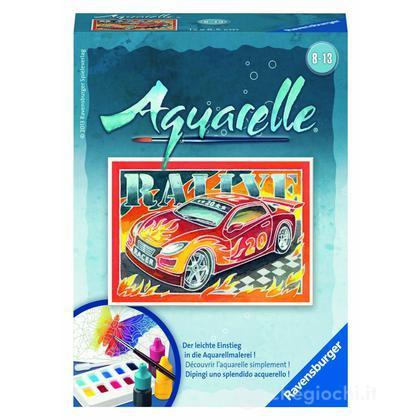 Aquarelle mini - automobile (29169)