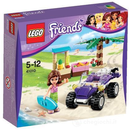 Il buggy da spiaggia di Olivia - Lego Friends (41010)