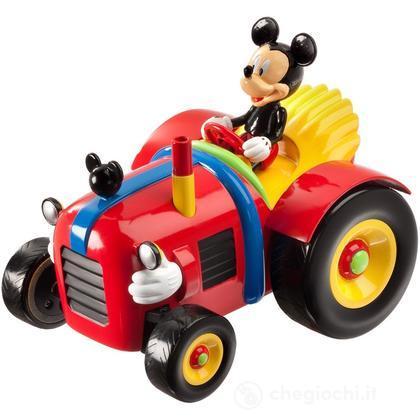 Mickey Mouse Trattore Radiocomandato (63169)