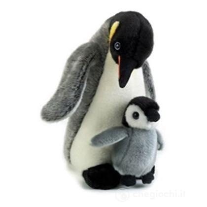 Pinguino Con Baby