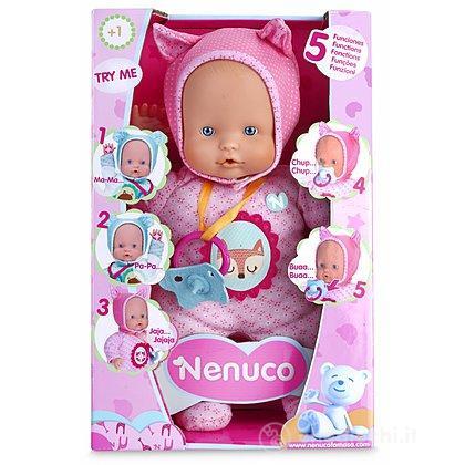 Nenuco 5 funzioni Rosa (700012664)