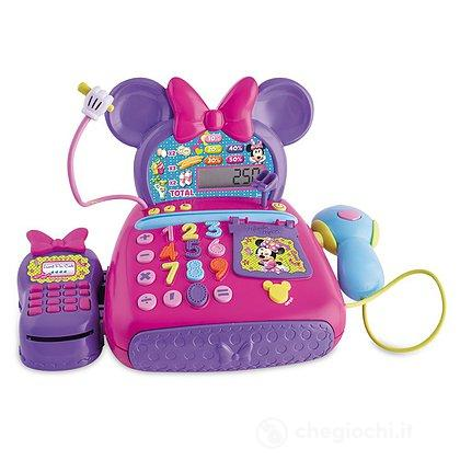 Minnie registratore di cassa elettronico con accessori