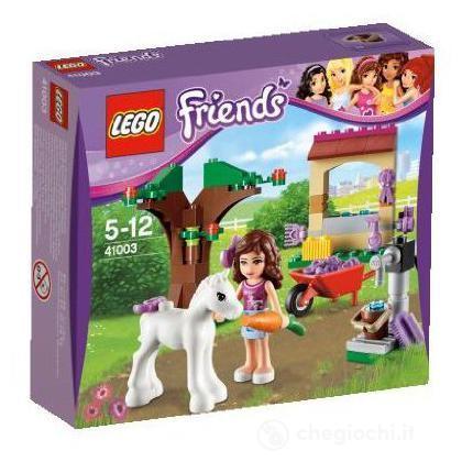 Il puledro di Olivia - Lego Friends (41003)