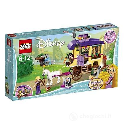 Il caravan di Rapunzel - Lego Disney Princess (41157)