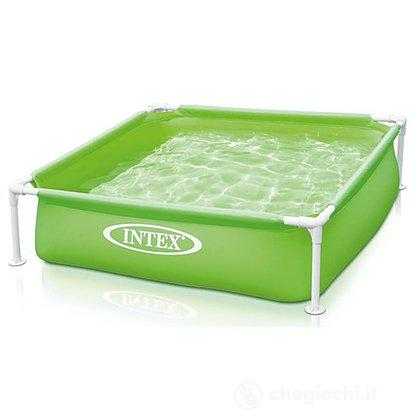 Piscine Mini Frame verde