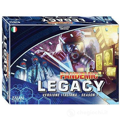 Pandemic Legacy - Scatola Blu (GTAV0269)