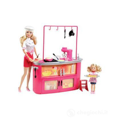 Barbie I Can Be... Insegnante di cucina (W2761) - Barbie - Mattel ...