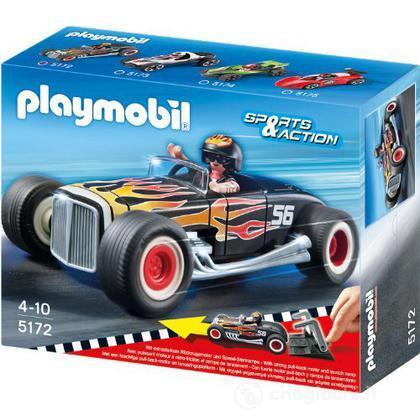 Auto da corsa nera (5172)