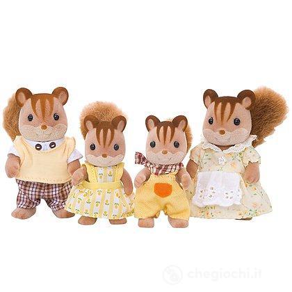 Famiglia scoiattoli chiari (4172)