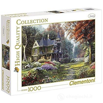 Victorian garden 1000 pezzi High Quality Collection (39172)