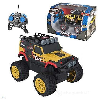 Auto Jeep Nikko Radiocomandata 1:18 (0382153)
