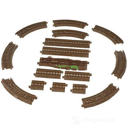 Misty Island Track Set Binari Espandibili Trackmaster (V2560)