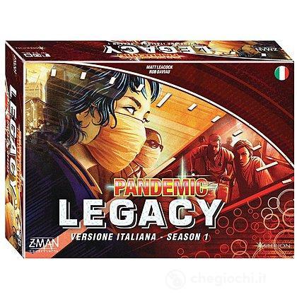 Pandemic Legacy - Scatola Rossa (GTAV0268)