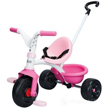 Triciclo Be Move Rosa (7600444173)