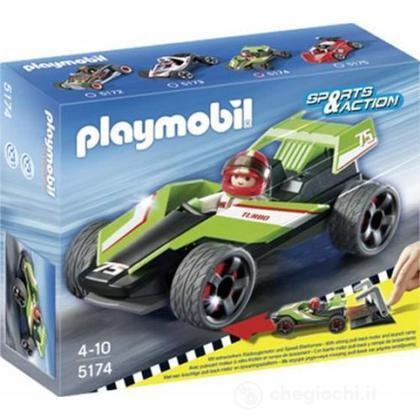 Auto da corsa verde (5174)