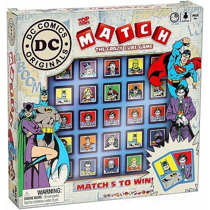 Top Trumps Match Dc Comics