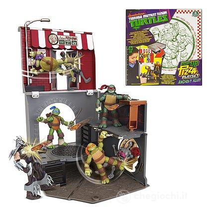Turtles Pizza Playset (95031)