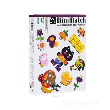 Minimatch gioco di carte DJ05175