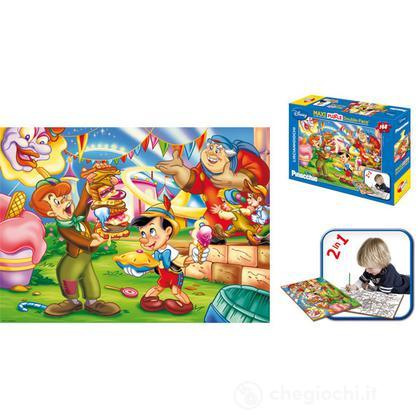 Puzzle supermaxi 108 Pinocchio